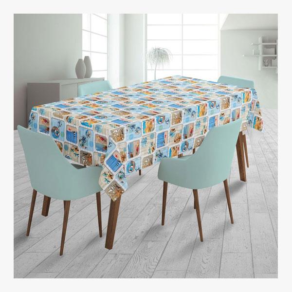 Fantastik Masa Örtüsü