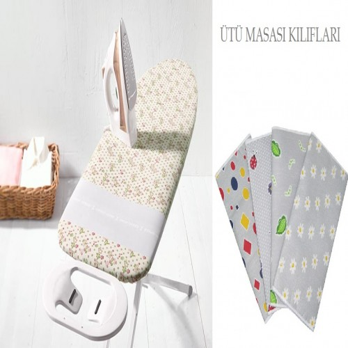Ütü Masa Bezi & Banyo Perde Askısı